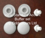 Ideal Standard Accent Buffer Set