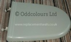 Twyfords Capricorn Seat in Pampas