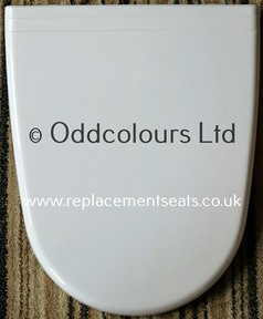 Capricorn Seat re-coated Lavenderwater