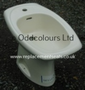 Selles Cheverny 1TH Bidet in Ivory (Code 723)