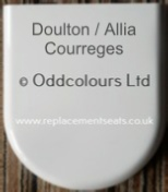 Doulton / Allia Courreges