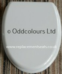 Jacob Delafon Ola Resin Replica Seat