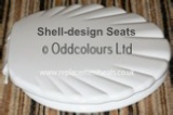 Shell-design seats