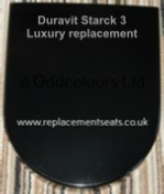 Duravit Starck 3 Luxury Replacement