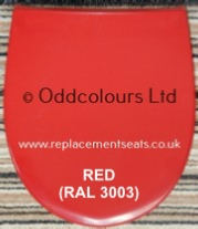 RED  RAL 3003