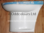 Wentworth 1TH Bidet in Aqua